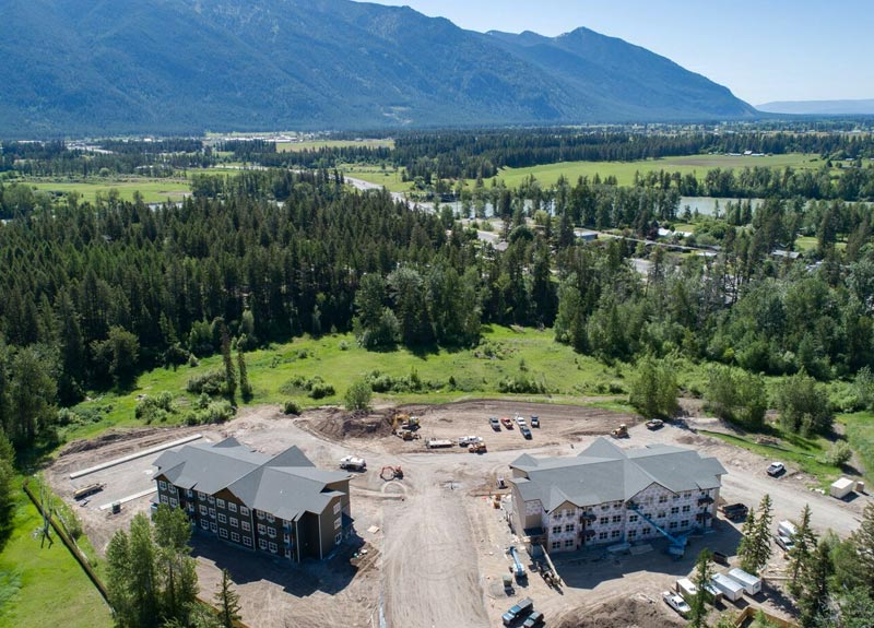 Compass Construction Whitefish MT - Commercial and Residential Builders